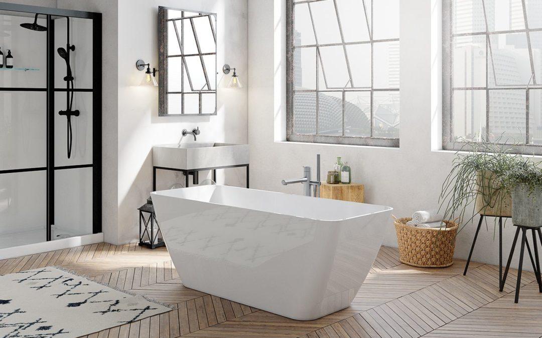 Cómo elegir la mejor bañera exenta